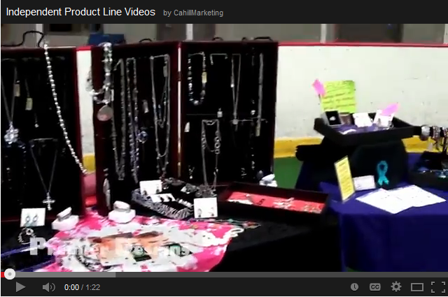 Independent Product Line Videos | Craft Shows 2013